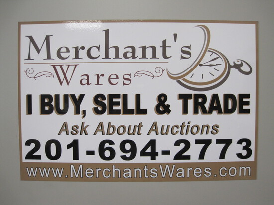 Railroad Tools, Antiques, Household Goods, & more