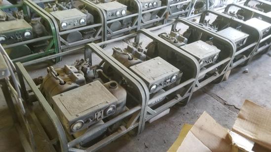 Military Surplus: Generators and Parts