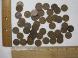Roll of 1940's Wheat Pennies