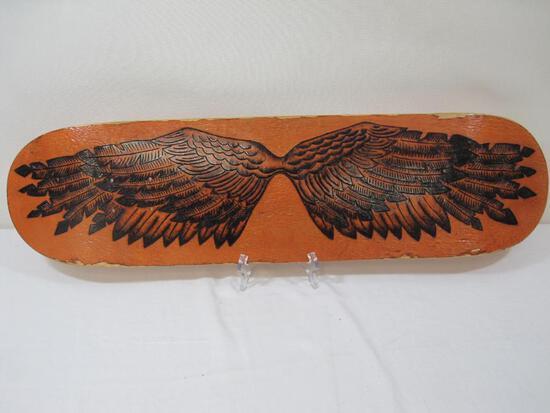 Aerosmith Wings by Amanda Gargano
