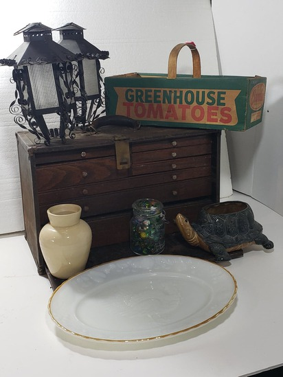 Antiques and More! Downsizing Pick Up Auction