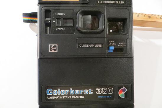 Kodak Colorburst 350 Instant Camera