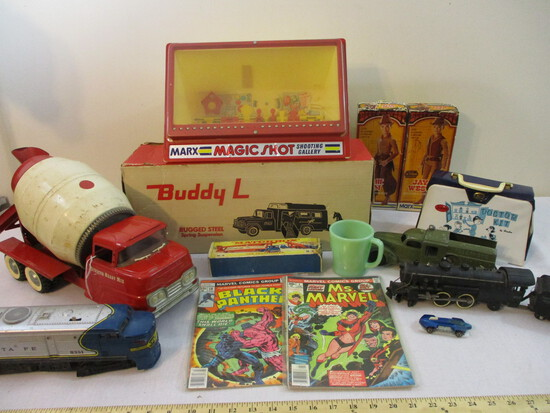 Dec 14th Vintage Toys, Sports, Comics & More