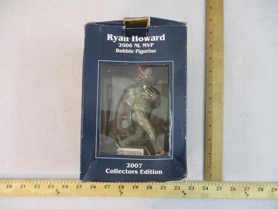 Ryan Howard (Philadelphia Phillies) 2006 NL MVP Bobble Figurine, 2007 Collectors Edition, BD&A, in