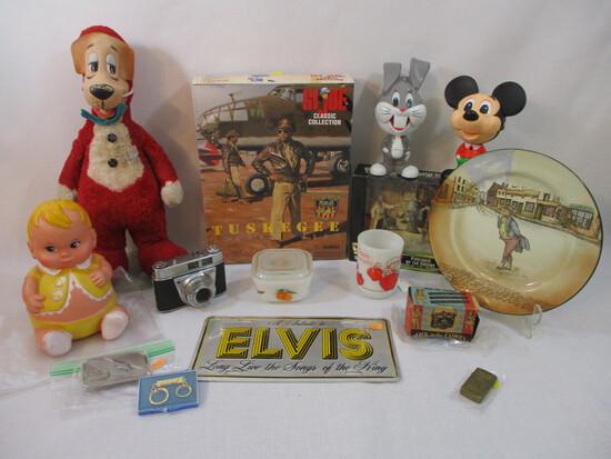 Jan 25th Disney, GI Joe, Vintage Toys & More