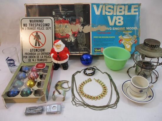 March 8th Warmachines, Railroad, Jewelry, Xmas Etc