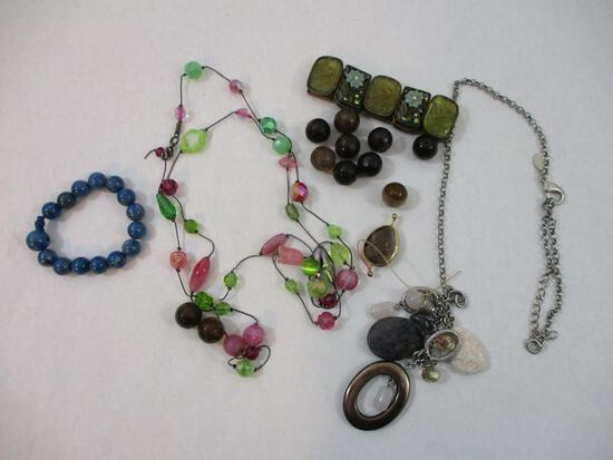 Assorted AS IS Jewelry Lot 7 oz