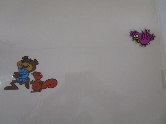 1980s Sugar Bear Original Animation Work Production Cels