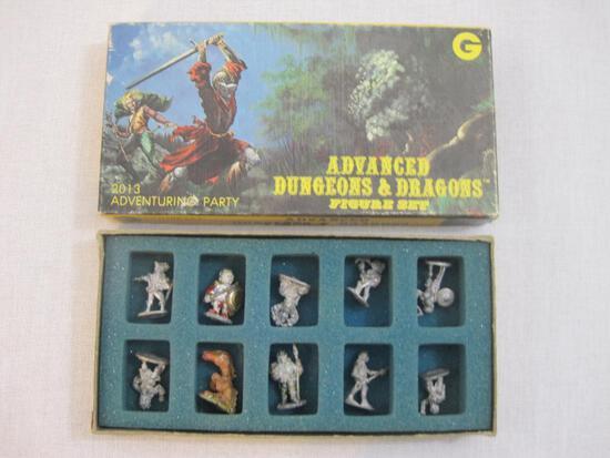 Advanced Dungeons & Dragons Figure Set 2013 Adventuring Party, in original box, Grenadier Models, 8