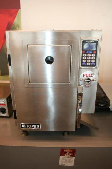 AutoFry MTI-10X Automatic Ventless Fryer