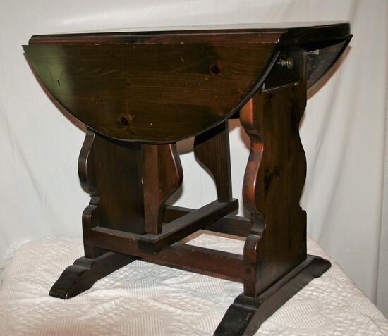 Drop Leaf Table w/Drawer
