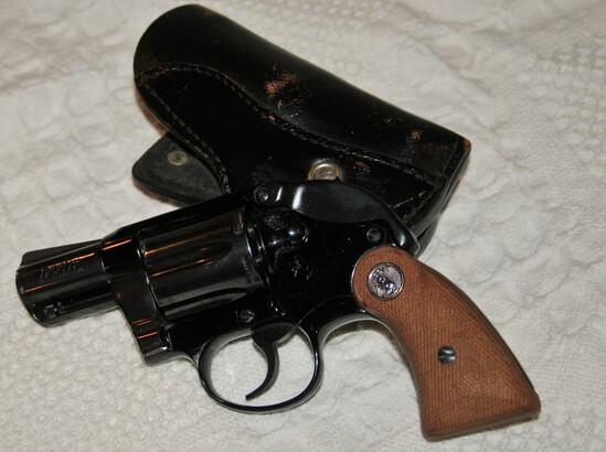 Agent 38 Special Colt