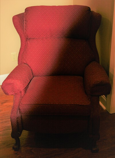Reclining Upolstered Chair
