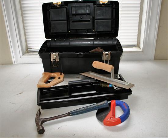 Toolbox w/Tools