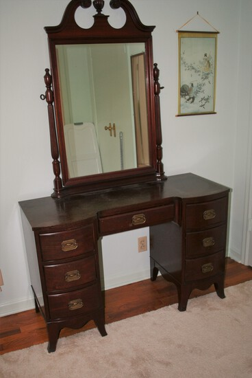 Cherry Dressing Table