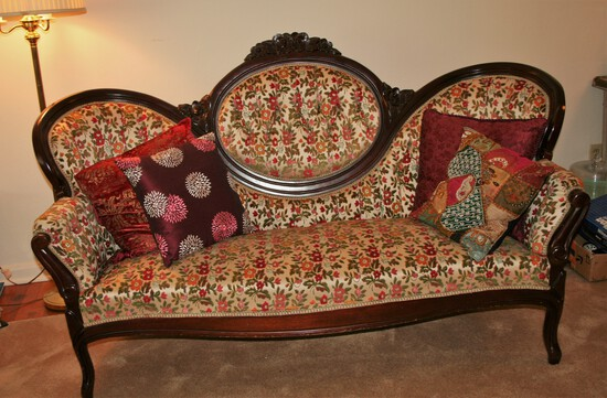 Formal Couch