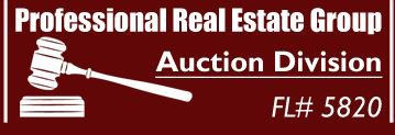 Professional Real Estate Group Auction Division