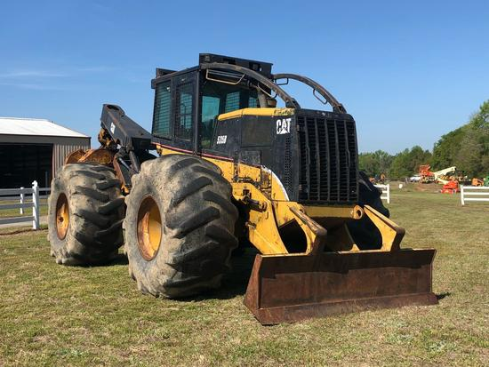 2005 CAT 535B SKIDDER   Heavy Construction Equipment
