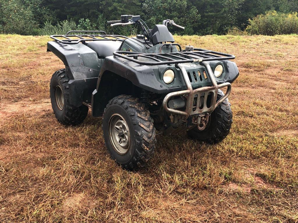 Yamaha Grizzly 4 Wheeler Vehicles Marine Aviation Recreational Atv S Auctions Online Proxibid