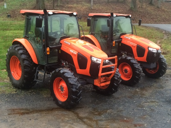NEW YEARS HEAVY EQUIPMENT & AGRICULTURE AUCTION