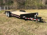 2017 BIG TEX 10ET-20BK-MR TAG TRAILER