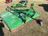 JD MX 7 ROTARY MOWER
