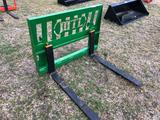 NEW SKID STEER PALLET FORKS