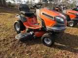NEW 2015 HUSQVARNA YTH 24V48 RIDE-ON LAWN MOWER