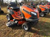 NEW 2016 HUSQVARNA RIDE-ON LAWN MOWER