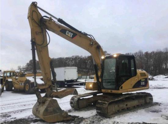 CONSTRUCTION & HEAVY EQUIPMENT AUCTION