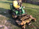JD F725 ZERO TURN MOWER