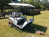 GOLF CART PASSENGER TRAILER