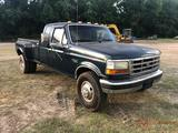 1994 FORD F350 DUALLY TRUCK