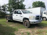 2007 DODGE 3500 HD DUALLY