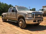 2006 FORD F350 DUALLY