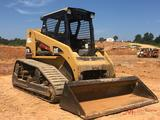 2006 CAT 277B MULTI TERRAIN LOADER