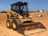 2001...CAT 226 SKID STEER LOADER