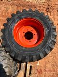 NEW 12-16.5 SKID STEER TIRE
