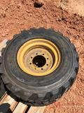 SKID STEER TIRE/WHEEL