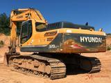 2012 HYUNDAI 320LC-9 HYDRAULIC EXCAVATOR