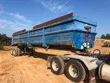 LUFKIN 38' ULTRA-LIGHT DUMP TRAILER