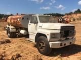 1982 FORD WATER TRUCK