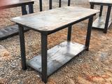 SHOP WELDING TABLE