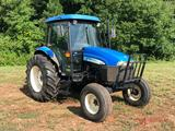 2007 TD95D NEW HOLLAND AG TRACTOR