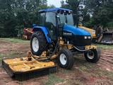 2000 NEW HOLLAND TS100 TRACTOR