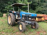 FORD 6640 AG TRACTOR