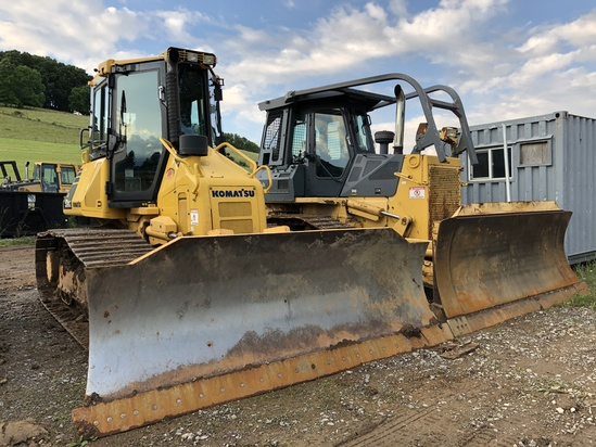 SUNRISE CONSTRUCTION CO. EQUIPMENT DAY-1 AUCTION