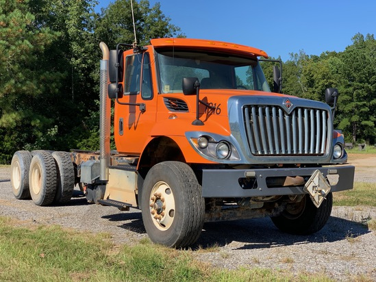 EAST GA. TRUCK, TRAILER AND EQUIPMENT AUCTION