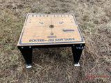 ROUTER-JIG SAW TABLE