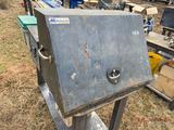 MONTEZUMA TOOL BOX W/CONTENTS OF TOOLS